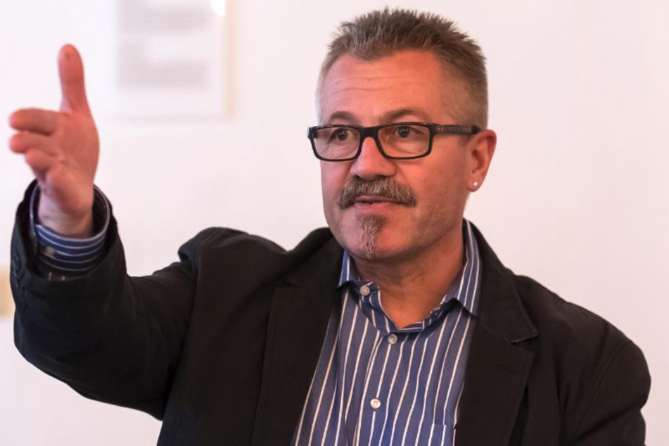 Hält einen Antrag gegen sich selbst für unzulässig: Bürgermeister Miko Runkel (59, parteilos).