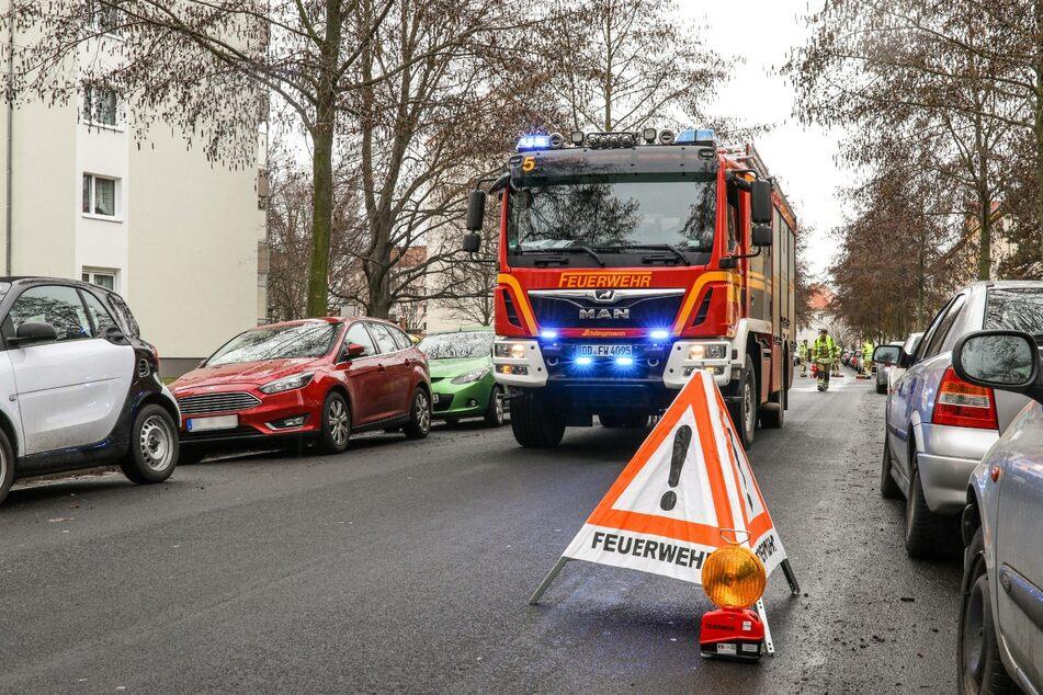 Auch wenn es nicht brennt, muss die Feuerwehr zu allen möglichen Einsätzen ausrücken.