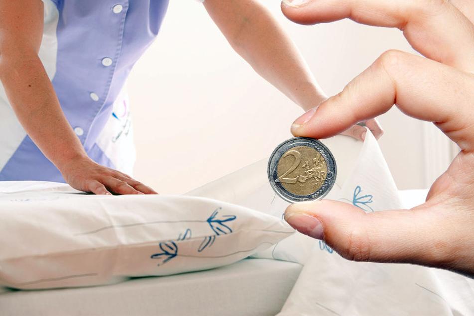 Flüchtlings-Familie kauft für zwei Euro Bettwäsche und macht Sensationsfund