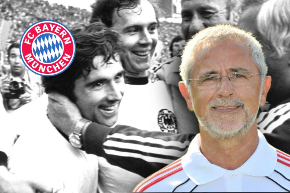 München: Weltstar mit tragischem Schicksal: Gerd Müllers Erkrankung berührt die Nation