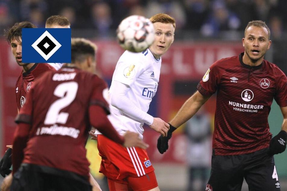 HSV-Spitzenspiel in Nürnberg: Acht Kicker gestrichen, Sonny Kittel mit Startelf-Debüt?