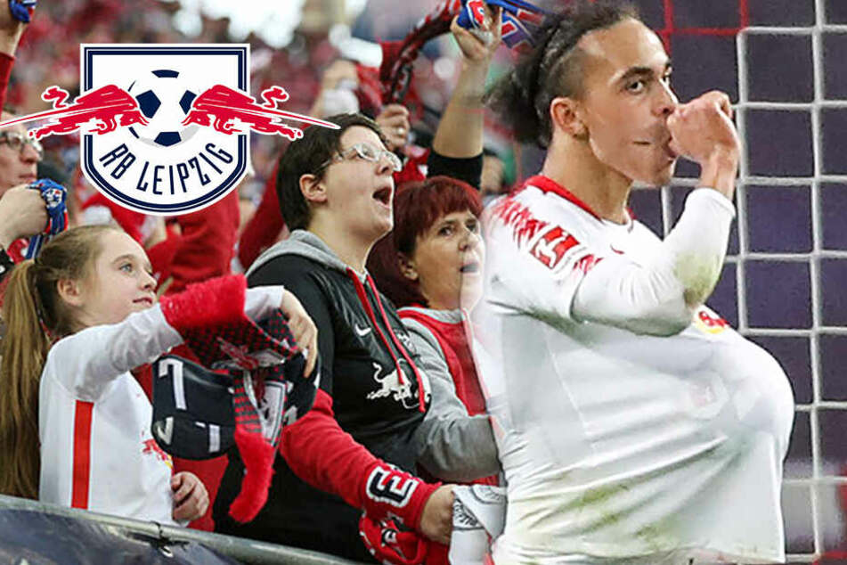 RB Leipzig ballert Hertha weg: Dreifacher Poulsen nuckelt Bullen zum Sieg