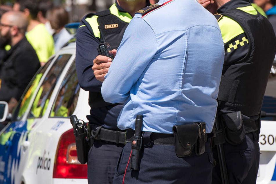 Die spanische Polizei nahm vier Männer fest (Symbolbild).