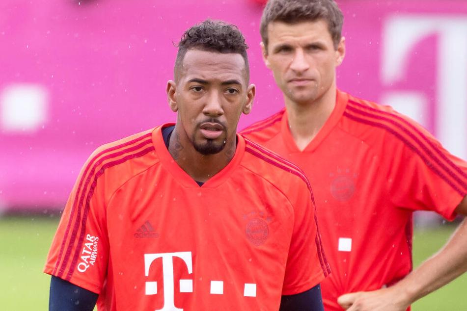 Jérôme Boateng steht offenbar kurz vor dem Abschied vom FC Bayern München.