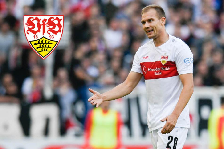 VfB: Holger Badstuber ist nach Verletzung zurück auf dem Trainingsplatz!