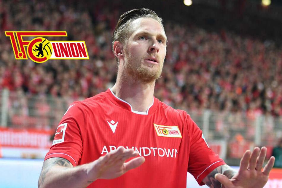 Derbyheld Polter rechnet mit Union ab: Fans reagieren gespalten