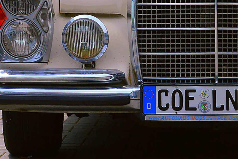 Immer beliebter: Personalisierte Kennzeichen fürs Auto!