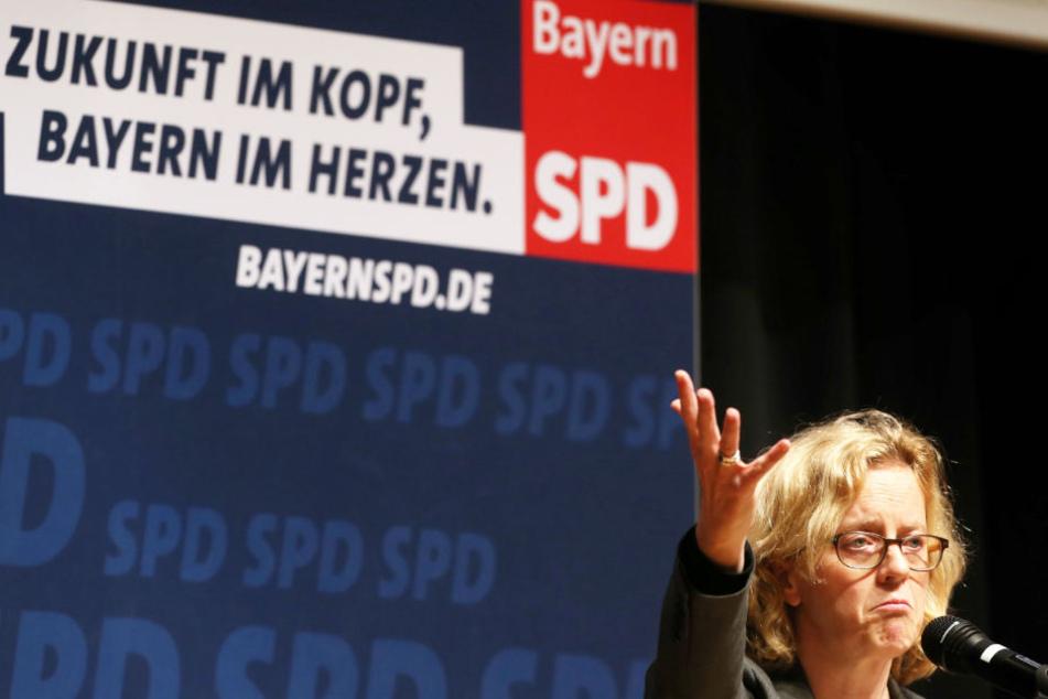 Natascha Kohnen und die SPD wurden bei der Landtagswahl abgestraft. (Archivbild)