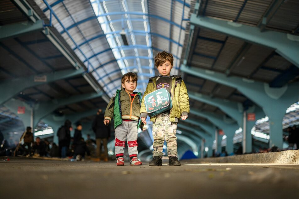 Rund 1800 minderjährige Flüchtlinge werden vermisst