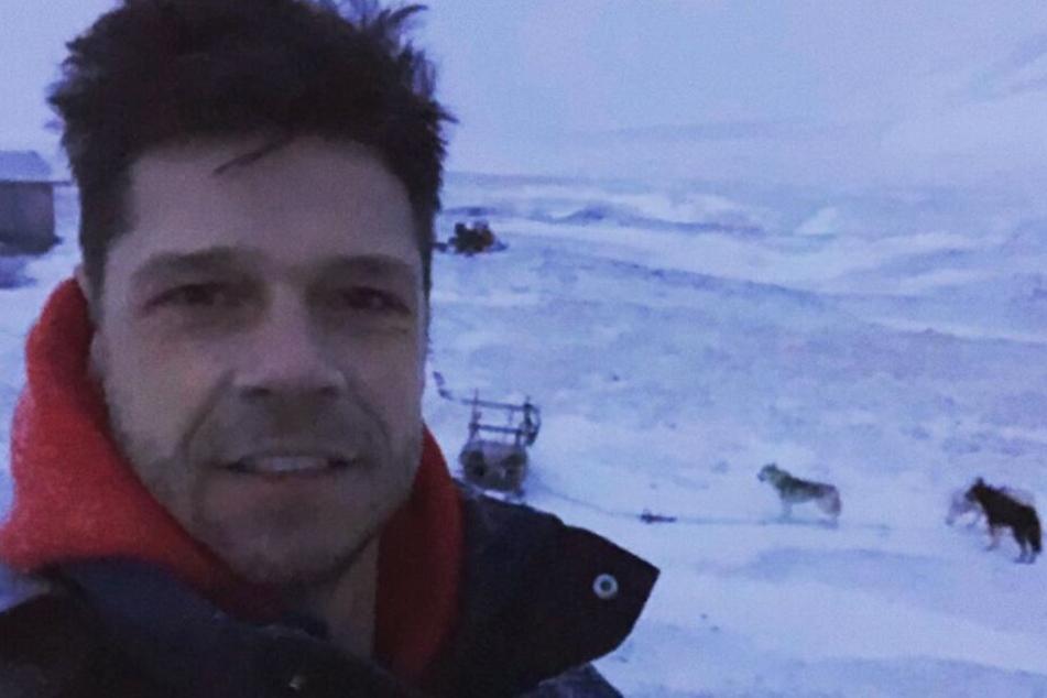 Der Schauspieler zog sich Erfrierungen beim Arktis-Dreh zu.