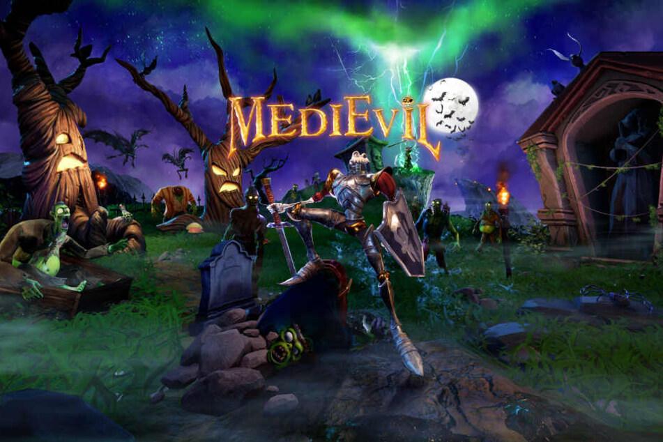 """""""MediEvil"""" ist und bleibt anders und genau deswegen ebenso charmant."""