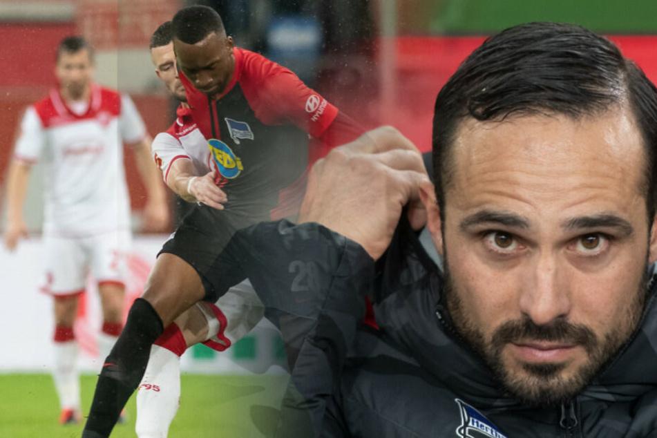 Alexander Nouri stand vor dem Spiel gegen Fortuna Düsseldorf unter Druck.