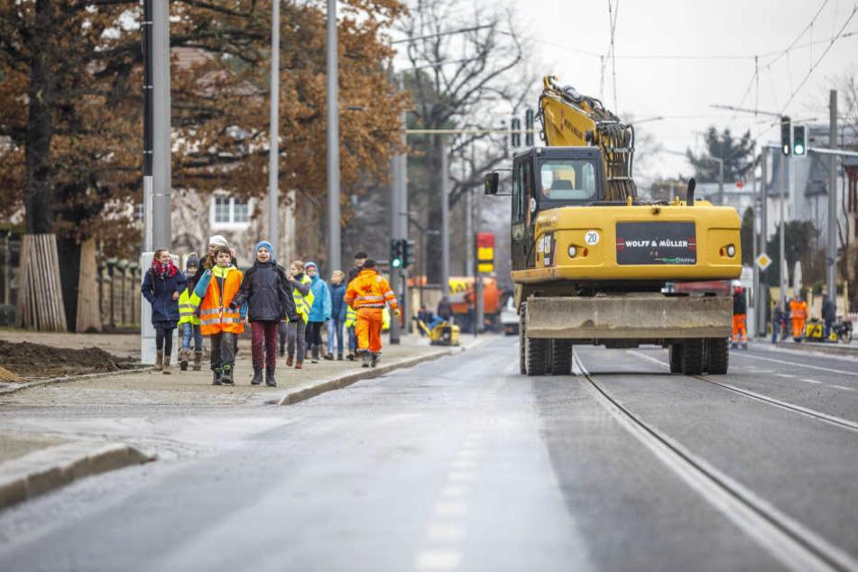 Nach sechs Monaten Bauzeit: Hier rollt der Verkehr endlich wieder