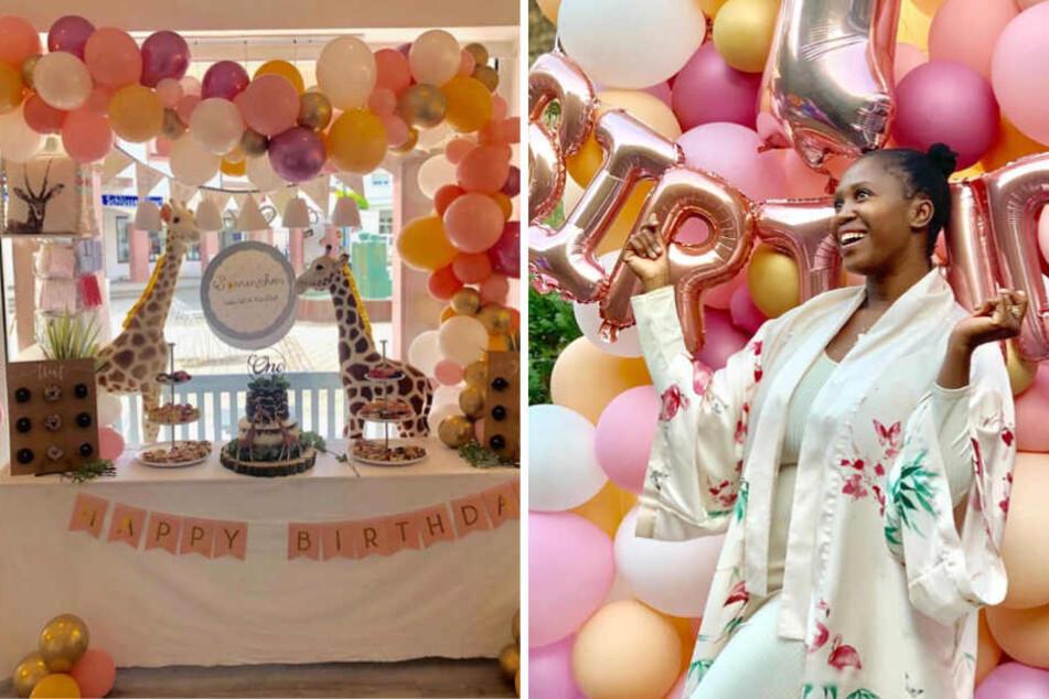 Süß oder komplett irre? So krass feierte Motsi Mabuse den Geburtstag ihrer Tochter