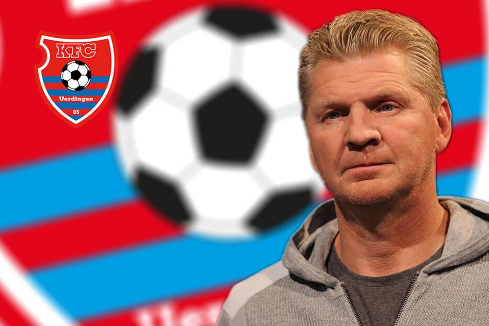 Stefan Effenberg arbeitet wieder im Fußball: Neuer Job beim KFC Uerdingen 05