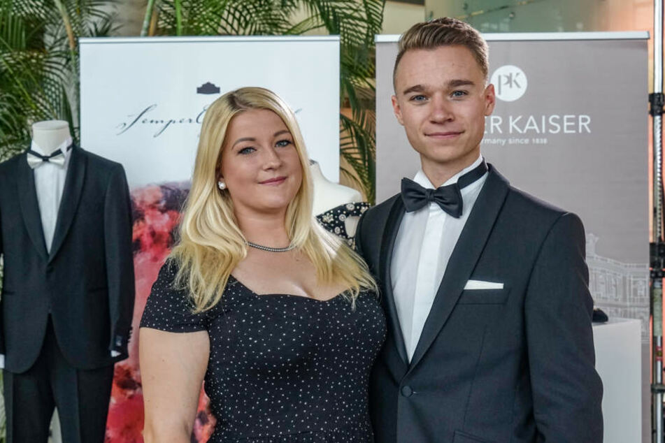 Schwimm-Ass-Tochter Elisabeth Rupprath (25) eröffnet als Debütantin den  Dresdner SemperOpernball.