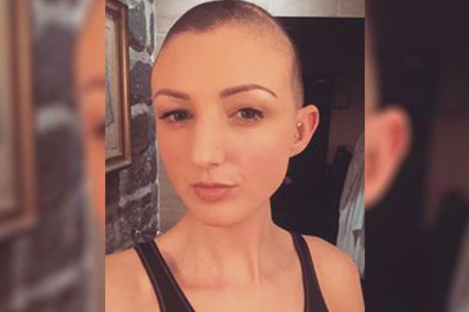 Vicki hat Brustkrebs im Endstadium.