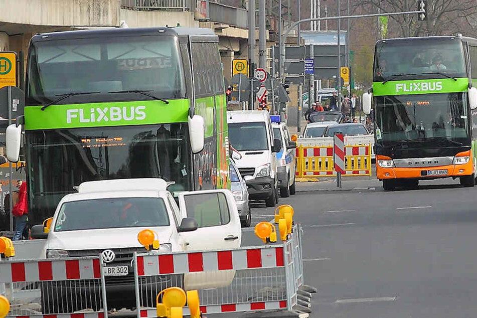 Seit 15 Jahren Streit! Kommt jetzt endlich der neue Busbahnhof in Dresden?