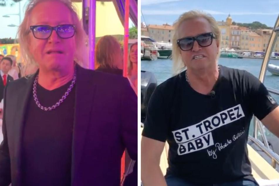"""Ich lebe noch!"": Robert Geiss braucht nach Mega-Party erst einmal Erholung"