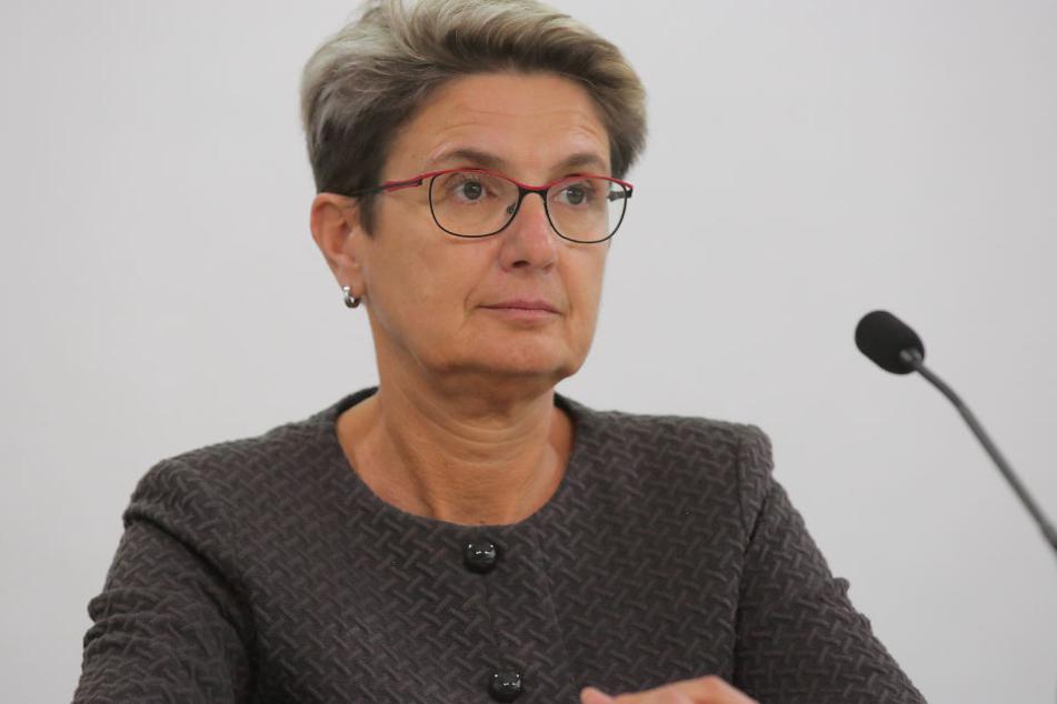 Rechnungshofdirektorin Isolde Haag (57) hat die IT-Prüfung vorgenommen.