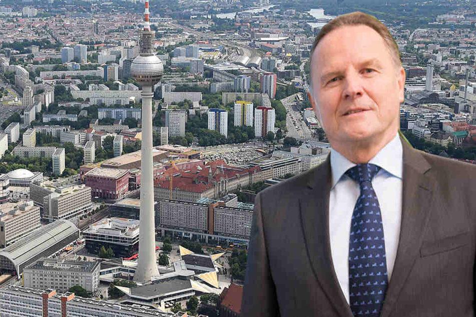 AfD will Berliner Straße nach US-Präsidenten benennen