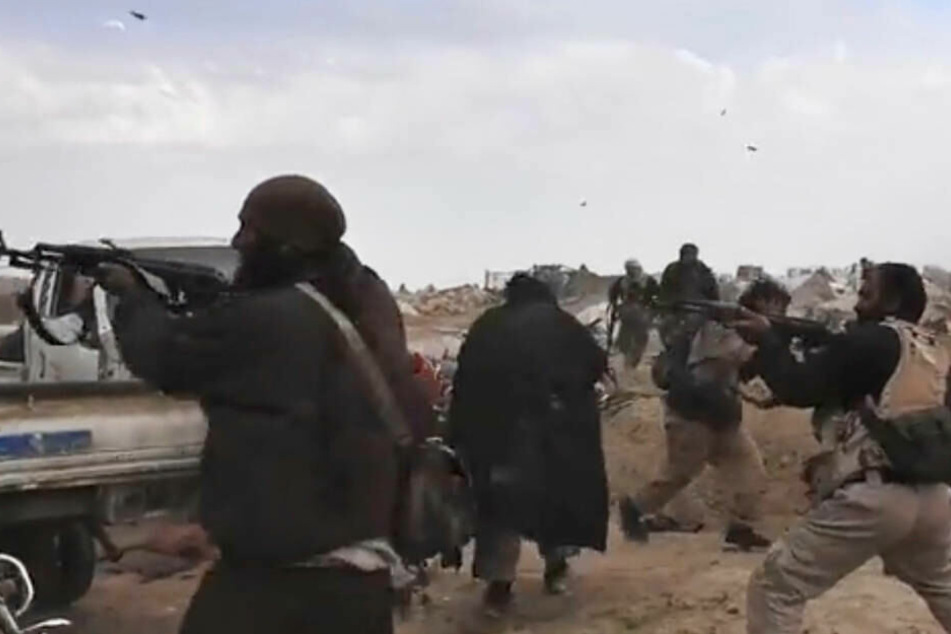 Bei den Kämpfen des Islamischen Staat sind vermutlich auch etwa 40 Menschen aus Hessen getötet worden.
