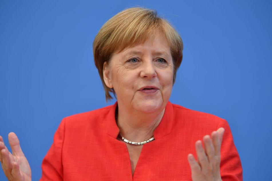 Der Brief der drei Oberbürgermeister ist an Kanzlerin Angela Merkel (CDU) gerichtet.