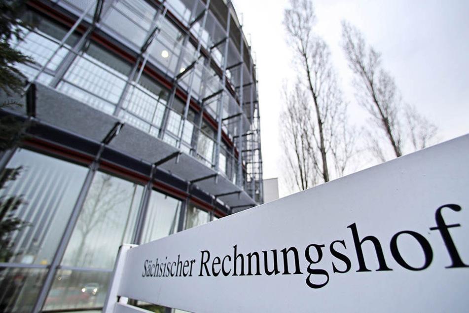 Der Sächsische Rechnungshof kontrolliert frei und unabhängig.