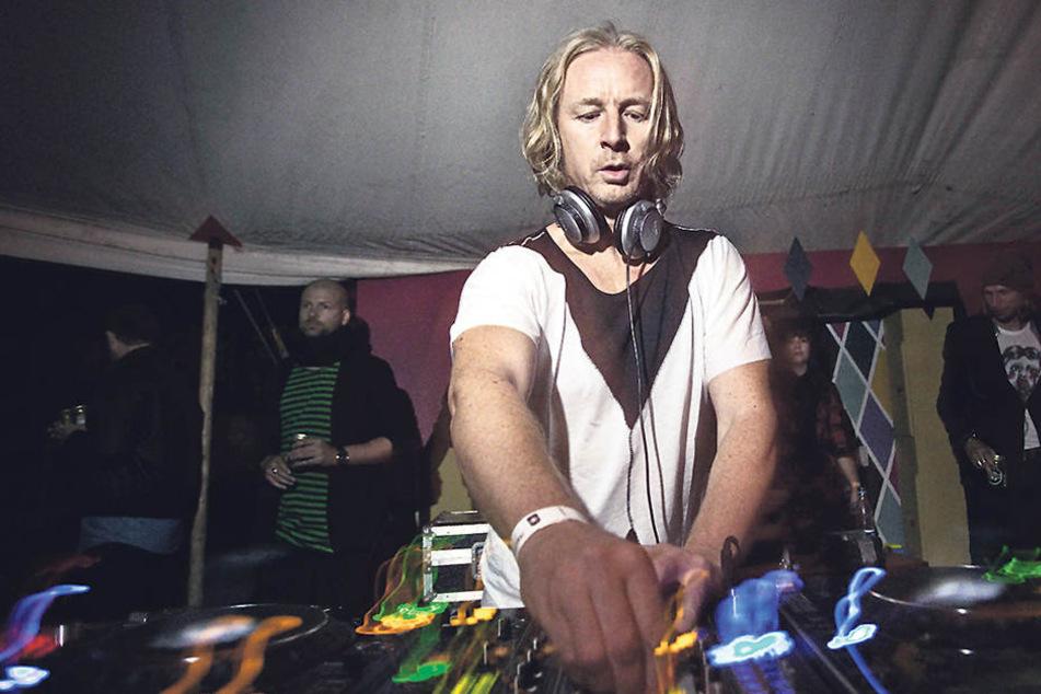 """Diesen Samstag legt DJ Hell im """"Parki"""" auf!"""