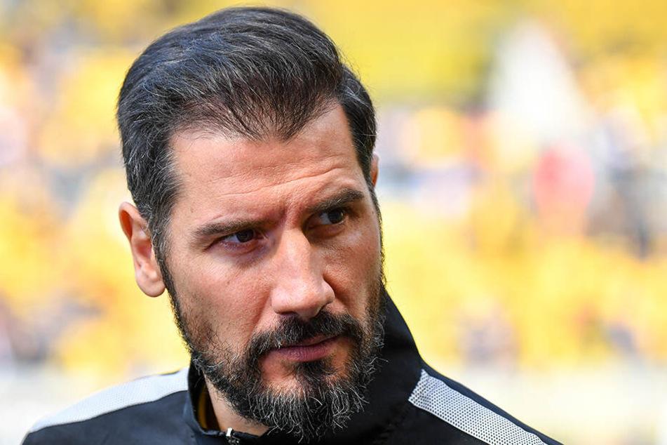 SGD-Coach Cristian Fiel erwartet, dass seine Mannschaft sich auch im beschaulichen Sandhausen motivieren kann.