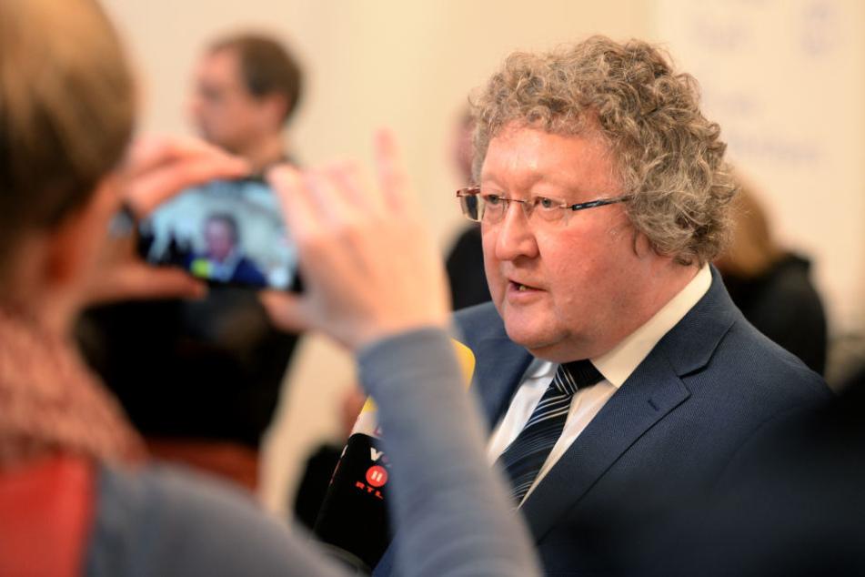 Politikwissenschaftler Werner J. Patzelt wechselt ins Wahlkampfteam der sächsischen CDU.