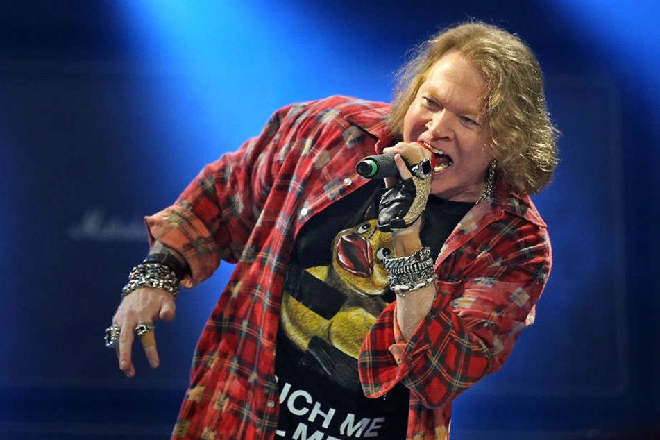 """""""Nicht in diesem Leben"""", kommentierte Axl Rose eine Reunion der Band. Jetzt kommen die Rocker für vier Konzerte nach Deutschland."""