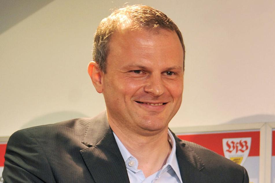 Jochen Schneider (48) wird Nachfolger des Sportvorstands Christian Heidel bei FC Schalke 04.