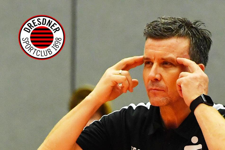 """DSC-Coach Waibl sauer: """"Werde meine Spielerinnen nicht verheizen!"""""""
