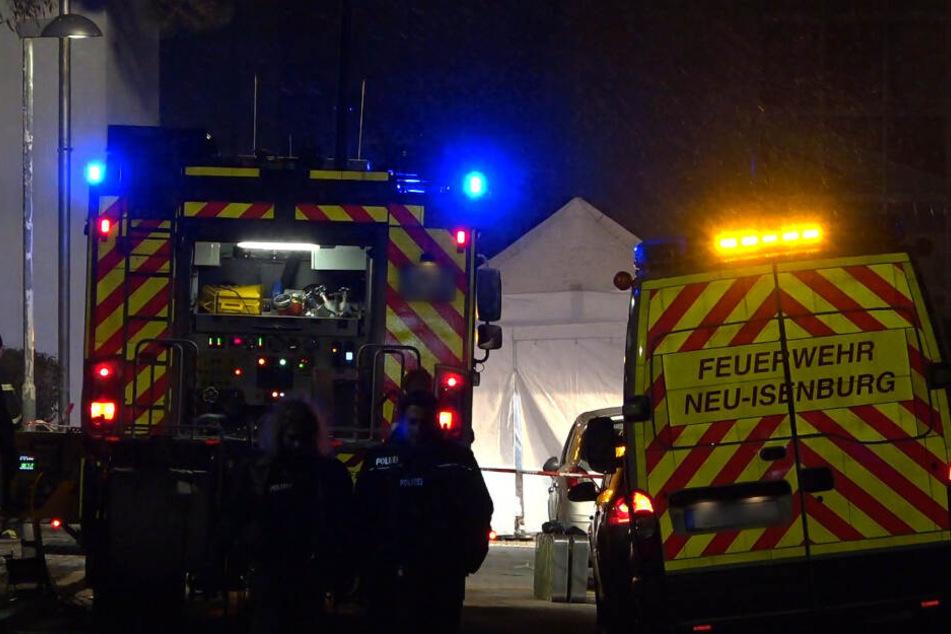 Dramatische Szenen vor Isenburg-Zentrum: Mann stirbt nach Attacke