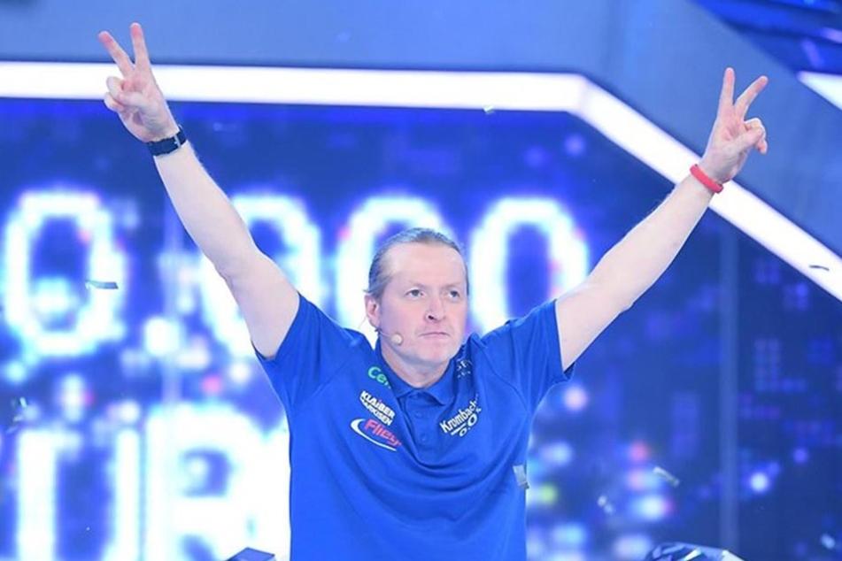 Joey Kelly (44) trug zum dritten Mal den Sieg davon...