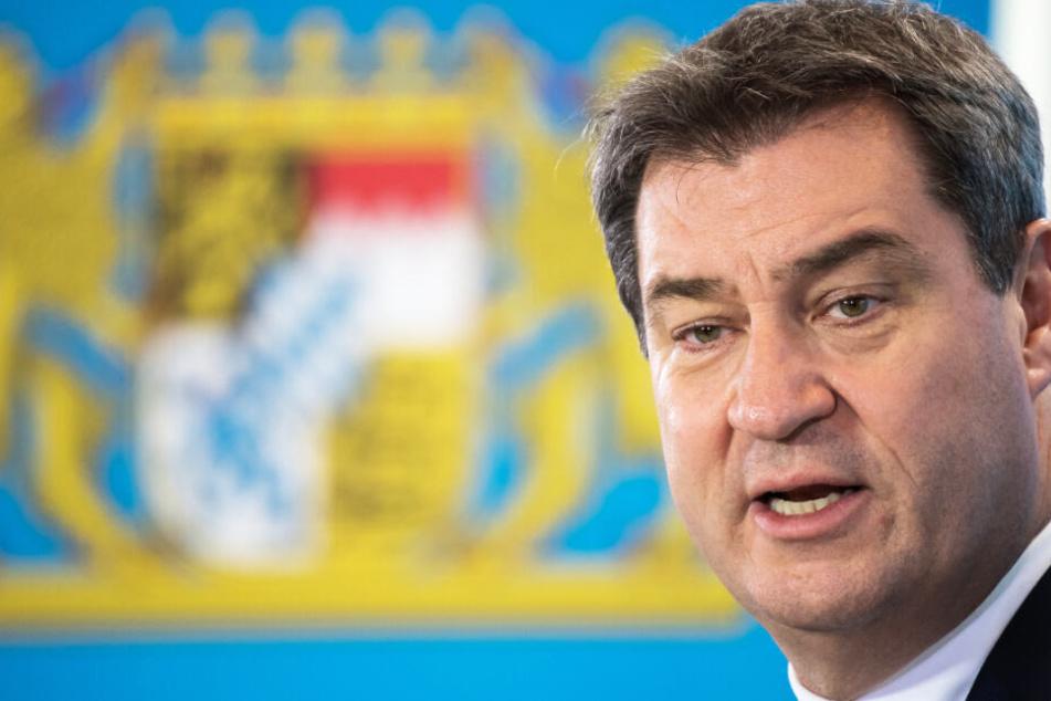 Markus Söder sieht die Krankenhausversorgung flächendeckend gewährleistet.