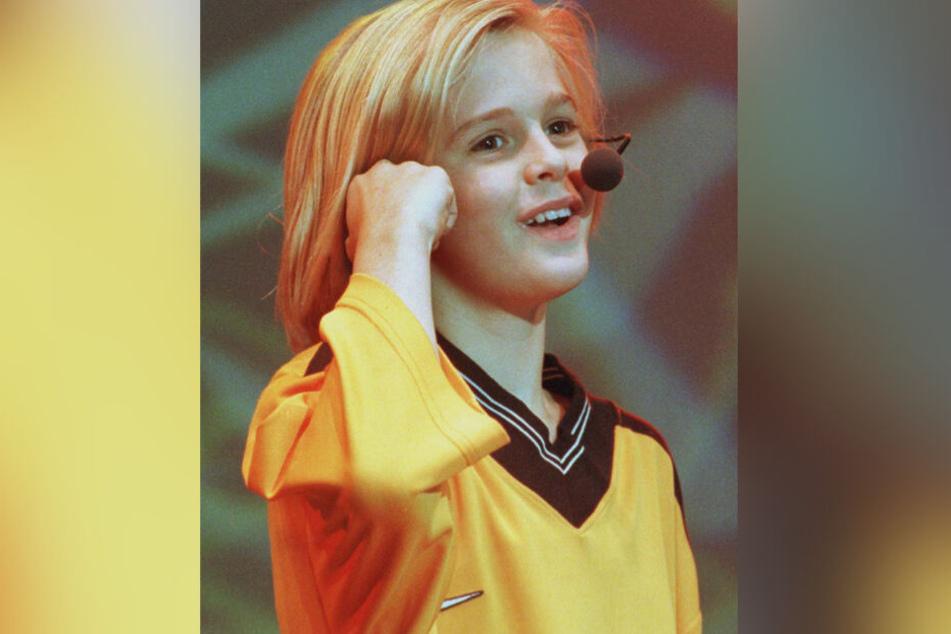 April 1998 in Hannover, Aaron war in Deutschland zu dieser Zeit bereits eine richtig große Nummer. Gerade einmal zehn Jahre war er damals alt.