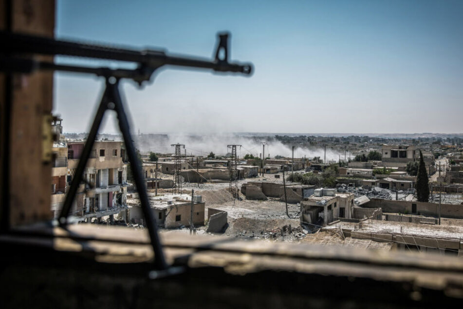 Der verurteilte 25-Jährige hat nach Ansicht des Hamburger Gerichts in Syrien für eine islamistische Miliz gekämpft (Archivbild).