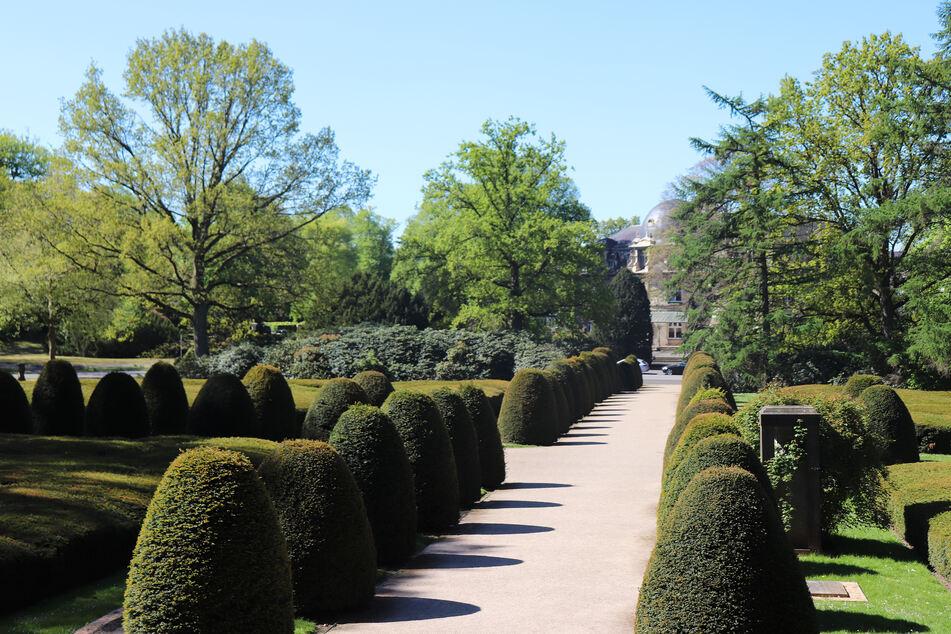 Der Friedhof Ohlsdorf gilt als größter Parkfriedhof der Welt.