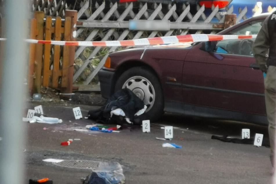 Mann stirbt nach Messerangriff von Nachbar