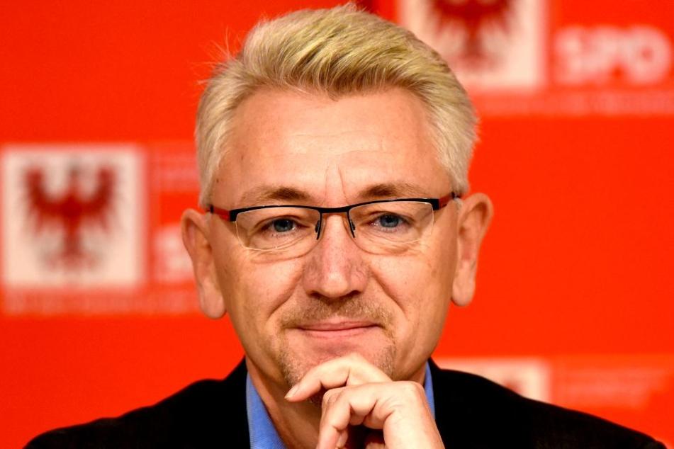 Brandenburgs Mike Bischoff hat zum ersten Treffen der ostdeutschen SPD-Fraktionschefs geladen.