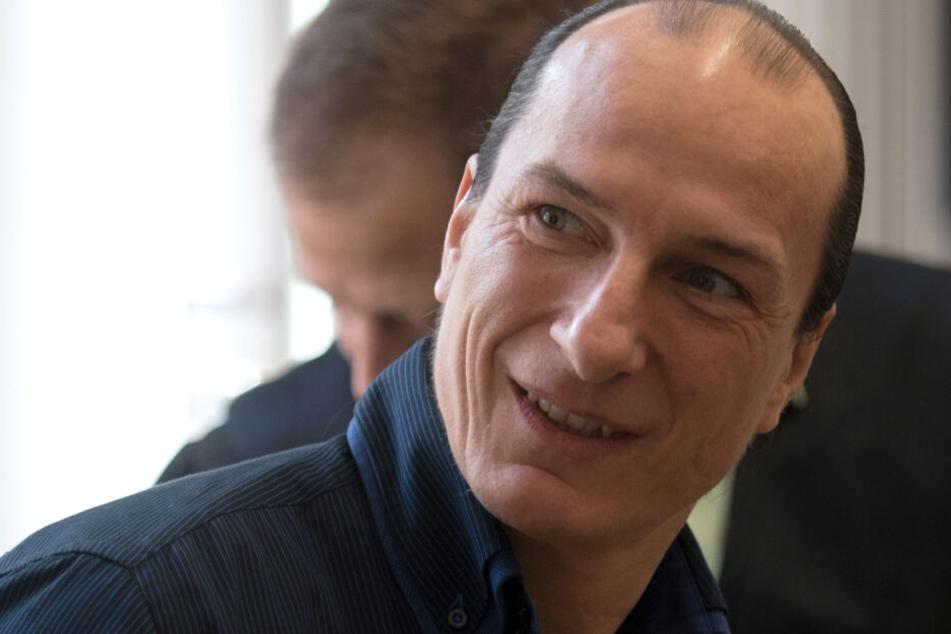 Peter Fitzek wurde zu einer Freiheitsstrafe von drei Jahren und sechs Monaten verurteilt.