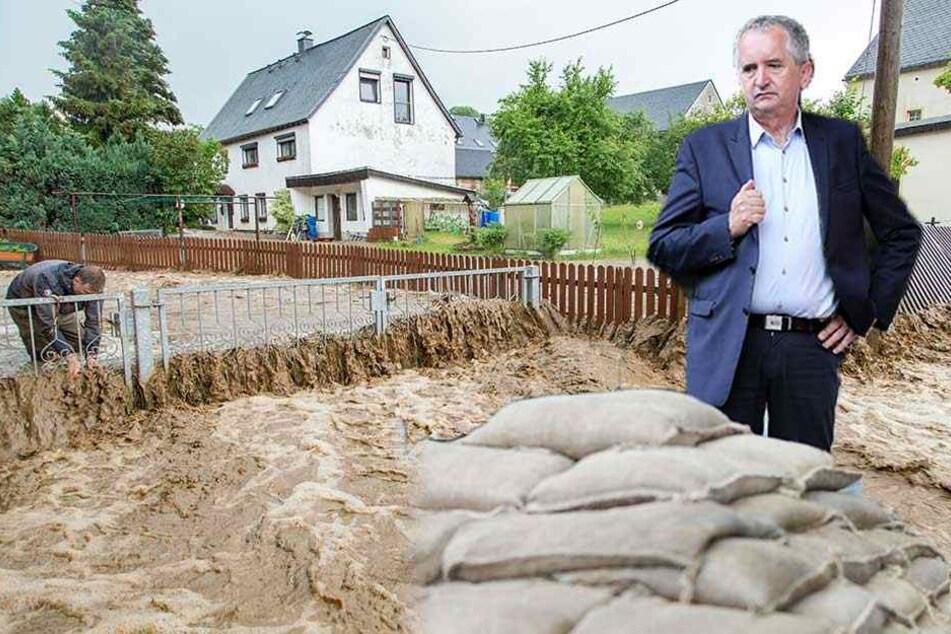 Sachsen plant Schulungszentrum für Flutopfer