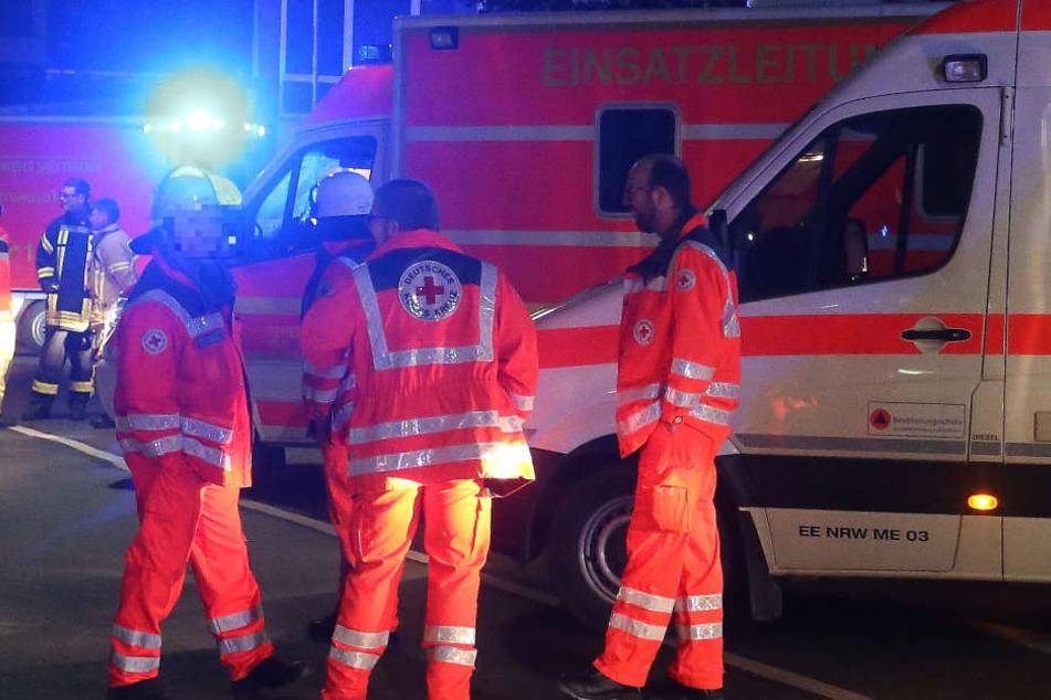 Der Fahrzeugführer wurde in ein Krankenhaus verfrachtet, wo er später starb.