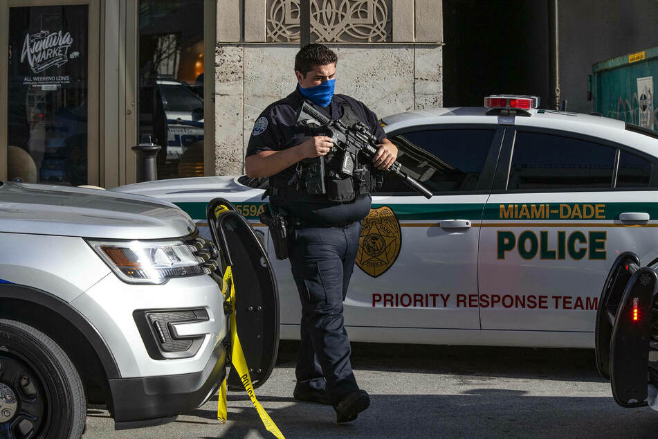 Police responded to a shooting at Aventura Mall that left three people injured.