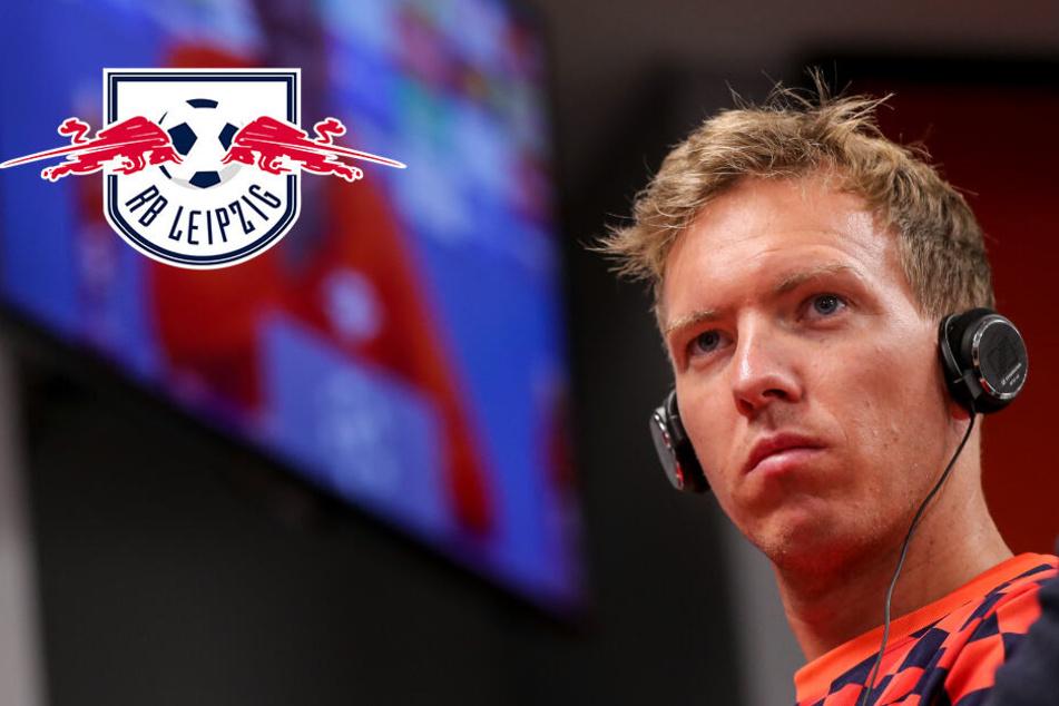 """""""Mit Rücken zur Wand"""": RB-Coach Nagelsmann warnt vor Lyon"""