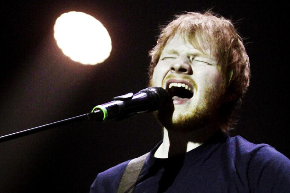 Ed Sheeran zollt der kleinen Melody Tribut