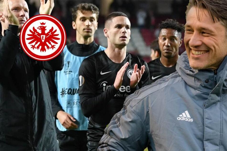 """So fiebert Bayern-Coach Kovac beim Euro League-Kracher """"seiner"""" Eintracht mit"""