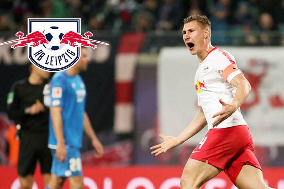 Dank Captain Orban! RB Leipzig rettet Punkt gegen Nagelsmann